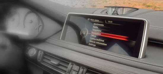 Picture of BMW & MINI NAVIGATION MAP UPDATE - MOVE MAPS