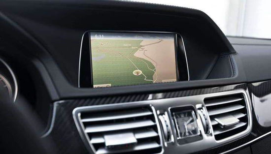 Picture of Mercedes NTG5.5 COMAND 2020 Navigation Map Update